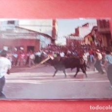 Postales: BENAVENTE ( ZAMORA ) FIESTA GRANDE DEL TORO . Lote 113506271