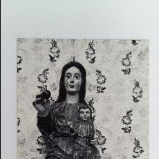 Postales: POSTAL SANTA MARIA DE LA SIERRA. SOTOSALBOS. SEGOVIA. W. Lote 113594643