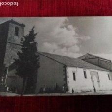 Postales: SOTILLO DE LA ADRADA, AVILA. DROGUERIA CESAREA. ESCRITA . Lote 145467452