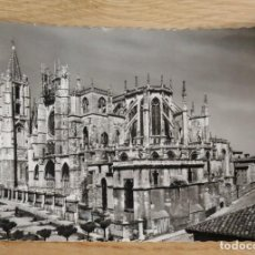 Postales: LEON - CATEDRAL. Lote 115489267