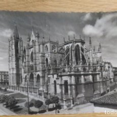 Postales: LEON - CATEDRAL. Lote 115489455