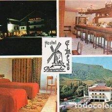Postales: PANCORBO - 5 HOSTAL EL MOLINO - VISTAS DIVERSAS. Lote 115625155
