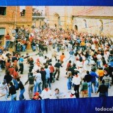 Postales: FIESTA DEL TORO ENMAROMADO,BENAVENTE-ZAMORA. Lote 194511748