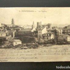 Postales: POSTAL LÉON, PONFERRADA. COLECCIÓN ROMERO. LA YGALICA. . Lote 115846547