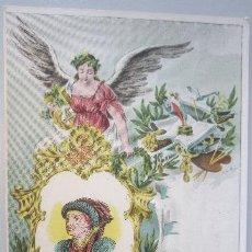 Postales: POSTAL IÑIGO LOPEZ DE MENDOZA ( CARRION DE LOS CONDES - PALENCIA ). Lote 116152155
