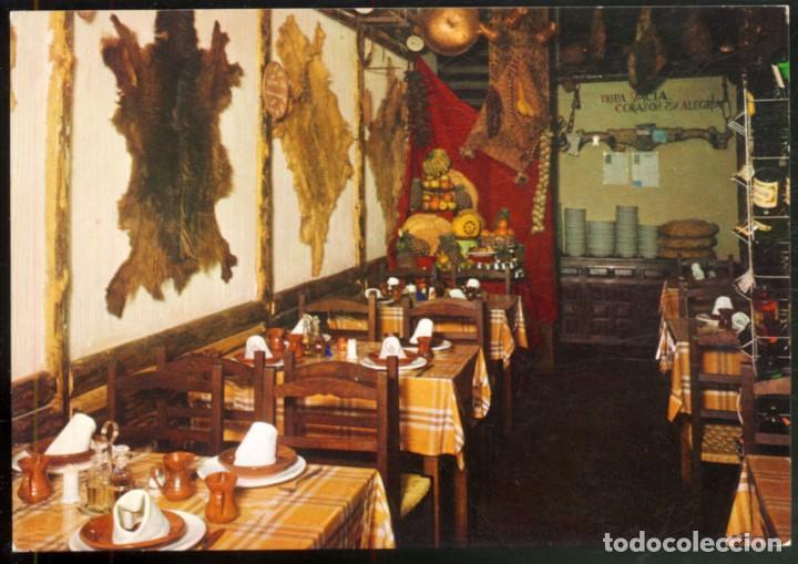 figon del pastor.- restaurante tipico.comedor. - Kaufen Postkarten ...