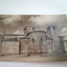 Postales: AVILA. ABSIDE Y TORRE DE LA IGLESIA DE SAN PEDRO. 1951. MAGNIFICA.. Lote 116693499