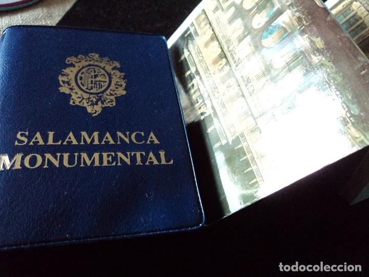 SALAMANCA MONUMENTAL - 20 POSTALES EN CARPETA (Postales - España - Castilla y León Moderna (desde 1940))