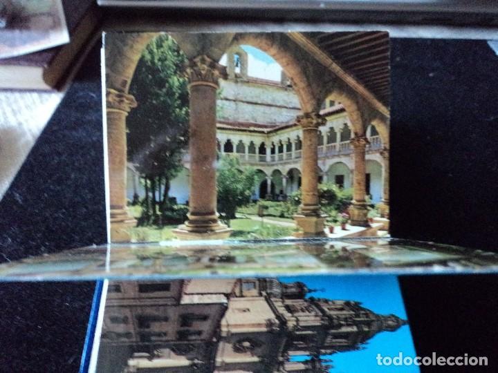 Postales: SALAMANCA MONUMENTAL - 20 POSTALES EN CARPETA - Foto 3 - 116809555