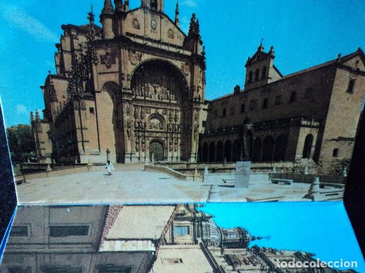 Postales: SALAMANCA MONUMENTAL - 20 POSTALES EN CARPETA - Foto 4 - 116809555