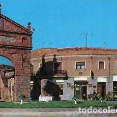 Postales: TORO - 4 AVENIDA DE CARLOS PINILLA Y ARCO DE CORREDERA. Lote 116836087