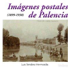 Postales: IMÁGENES DE POSTALES DE PALENCIA (1899-1930). Lote 136185542