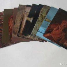 Postales: 10 POSTALES MUSEO DE LEON. Lote 117101795