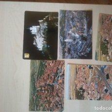 Postales: SEGOVIA VISTA AEREA VARIAS POSTALES. Lote 117215651
