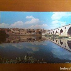 Postales: POSTAL ZAMORA - PUENTE ROMANO. Lote 117422987