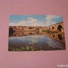 Postales: POSTAL DE ZAMORA. PUENTE ROMANO.. Lote 117762515