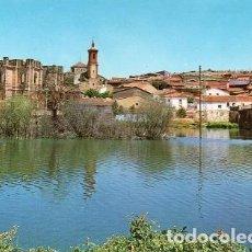 Postales: ALBA DE TORMES - 45 BASÍLICA DE SANTA TERESA Y CASTILLO. Lote 118103879