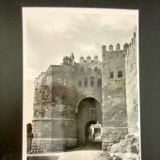 Postales: POSTAL SEGOVIA. PUERTA DE SAN ANDRÉS. . Lote 118529863