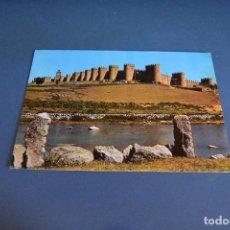 Postales: POSTAL CON ANUNCIO CONFITERIA ISELMA - AVILA - EDITA FISA. Lote 118580623