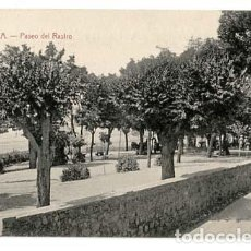 Postales: AVILA PASEO DEL RASTRO, SIN CIRCULAR. Lote 118722315