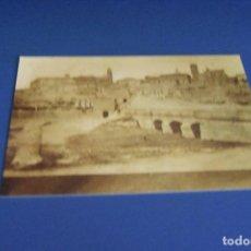 Postales: POSTAL SIN CIRCULAR - VISTA DE TORDESILLAS 7 - VALLADOLID - EDITA CENTRO FOTOGRAFICO AYER Y HOY. Lote 119053251