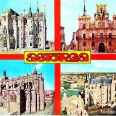 Postales: ASTORGA (LEÓN) - (EDICIONES MADRILEÑA - R. RINCÓN Nº 109) SIN CIRCULAR / P-3361. Lote 119215423