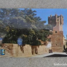 Postales: POSTAL SALAMANCA TORRE DEL CLAVERO. Lote 120113395