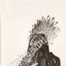 Postales: POSTAL DE VALLADOLID: NUESTRA SEÑORA DE LAS ANGUSTIAS (ED.G.GARRABELLA NUM.16). Lote 120276211