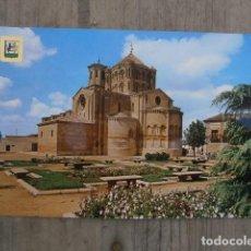 Postales: POSTAL ZAMORA, TORO, COLEGIATA. Lote 120305975