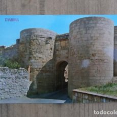 Postales: POSTAL ZAMORA, PUERTA DE DOÑA URRACA. Lote 120322855
