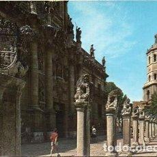 Postales: VALLADOLID - 9 UNIVERSIDAD Y CATEDRAL. Lote 120465195