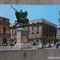 Postales: POSTAL BURGOS, MONUMENTO AL CID CAMPEADOR. Lote 120507095