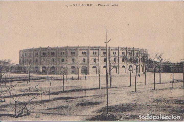 VALLADOLID - PLAZA DE TOROS (Postales - España - Castilla y León Antigua (hasta 1939))