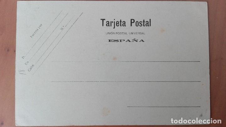 Postales: POSTAL TIPOS ZAMORANOS ALDEANOS DE ZAMORA SERIE B Nº 4 FOTOT LAURENT MADRID COLOR PERFECTA CASTILLA - Foto 2 - 120916915