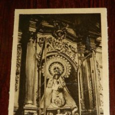 Postales: POSTAL DE CUELLAR, SEGOVIA, N. 4, LA VIRGEN, EN SU CAMARIN, HELITIOPIA ARTISTICA ESPAÑOLA, NO CIRCUL. Lote 120932759