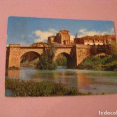 Postales: POSTAL DE PALENCIA. CARRION DE LOS CONDES. ED. SICILIA. CIRCULADA 1966.. Lote 121081791