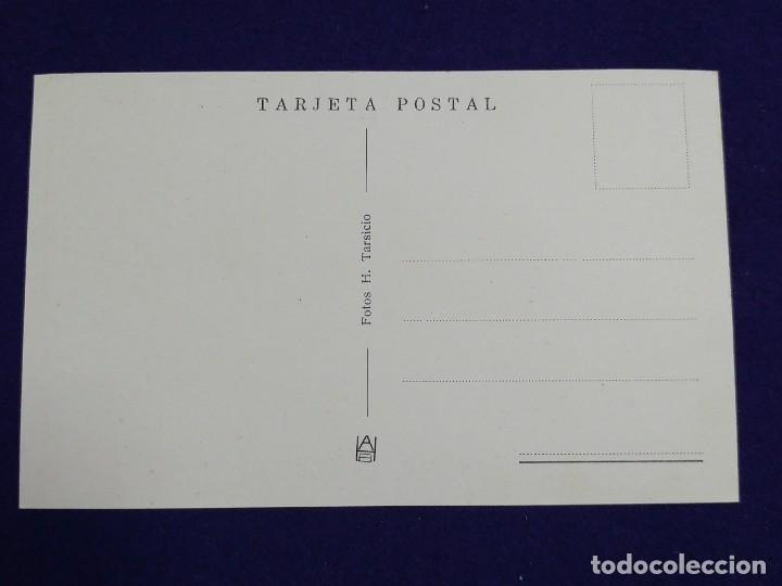 Postales: POSTAL DE BUJEDO (BURGOS). GALERIA DE LA ENFERMERIA. AÑOS 40 - Foto 2 - 121882055