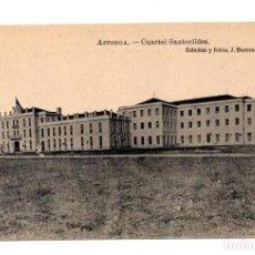 Postales: ASTORGA - CUARTEL DE SANTOCILDES. Lote 121958807