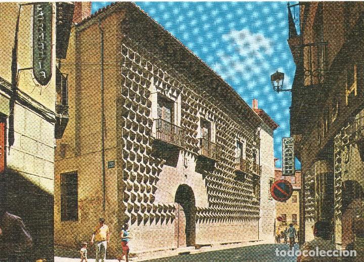 SEGOVIA CASA DE LOS PICOS (Postales - España - Castilla y León Moderna (desde 1940))