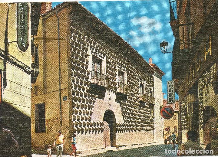 SEGOVIA -CASA DE LOS PICOS . ED ARRIBAS (Postales - España - Castilla y León Moderna (desde 1940))