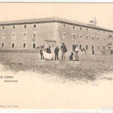 Postales: BURGO DE OSMA (SORIA) HOSPICIO.. Lote 122133091
