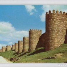 Postales: AVILA · MURALLAS -MANIPEL, 1961-. Lote 122164691
