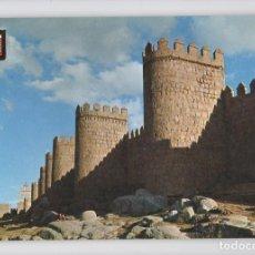 Postales: AVILA · MURALLAS -LUIS DOMINGUEZ, 1966-. Lote 122165271
