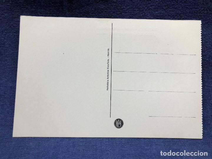 Postales: Tarjeta postal Burgos Puente de San Pablo y casa de Correos y telegrafos No escrita ni circulada - Foto 2 - 122854047