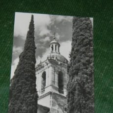 Postales: CIUDAD RODRIGO - SALAMANCA - TORRE DE LA CATEDRAL - LIB. LA FAMA - CIRC. 1956. Lote 123055547