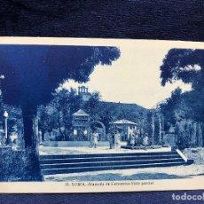 Postales: POSTAL 18 SORIA ALAMEDA DE CERVANTES VISTA PARCIAL NO ESCRITA NI CIRCULADA. Lote 123098199