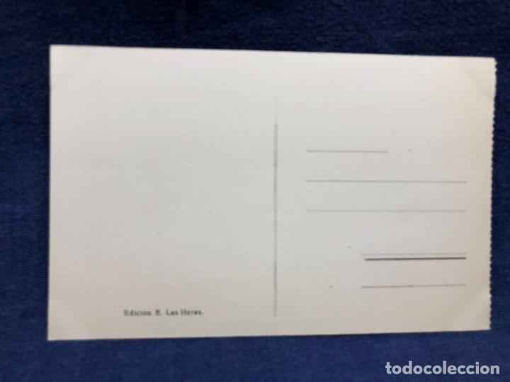 Postales: Postal 5 Soria Alameda de Cervantes no escrita ni circulada - Foto 2 - 123098971