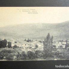 Postales: POSTAL ÁVILA. PIEDRAHITA. VISTA PARCIAL. HAUSER Y MENET. . Lote 123345467