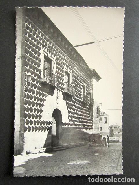 POSTAL SEGOVIA. CASA DE LOS PICOS. (Postales - España - Castilla y León Moderna (desde 1940))