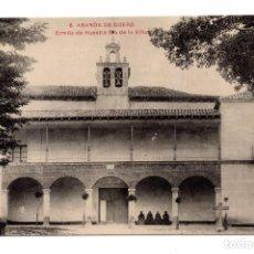Postales: ARANDA DE DUERO (BURGOS).- ERMITA DE NUESTRA SEÑORA DE LAS VIÑAS. Lote 124276243